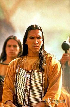 Michael Greyeyes - Plains Cree