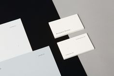 "Visual Identity for Benjamin Pexton by Lauren Barber ""Identity and stationery suite for fine art photographer, Benjamin Pexton. Included the design of his portfolio website."" Lauren Barber is an interdisciplinary designer based in Sydney. Creating..."