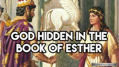 Though we notice no mention of God in the book of Esther, there is ample…