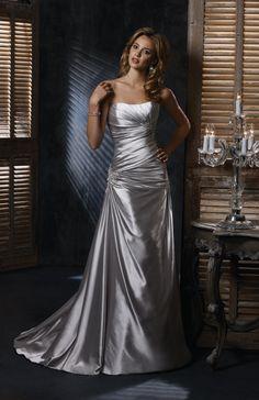 Vestidos de Boda de Plata - Para Más Información Ingresa en: http://imagenesdevestidosdenovia.com/vestidos-de-boda-de-plata/
