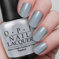 OPI's Fifty Shades of Grey Collection - Cement the Deal