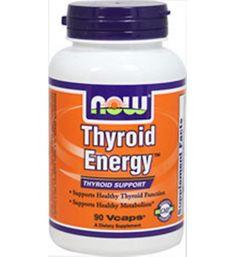 Thyroid Energy es un suplemento nutricional completo para el soporte de la función saludable de la tiroides. Ideal para aquellos que no logran reducir de peso a causa de la tiroides.