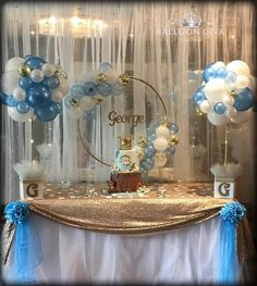 Birthday Party Games For Girls Hula Hoop 28 Ideas Baby Shower Balloons, Birthday Balloons, Baby Shower Parties, Baby Shower Themes, Baby Boy Shower, Baby Shower Decorations, Shower Ideas, Balloon Centerpieces, Shower Centerpieces