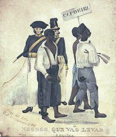 Punishment for Capoeira