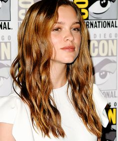 Lovely Sophie Cookson (unnamed science character; I like her face)