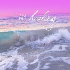 I am HEALING by CarlyMarie