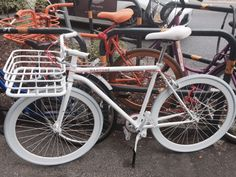 Martone white bikecycle a must for this Summer