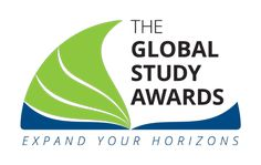 Global Study Student Awards logo sponsored by British Council IELTS