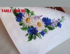 table liners