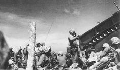 d-day iwo jima battle
