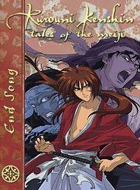 Rurouni Kenshin DVD 22 (Hyb): End Song (eps 91-95)  #RightStuf2013