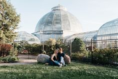 Belle Isle Detroit Engagement