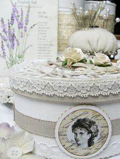 Shabby Chic Inspired: for this and that
