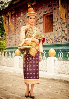 Lao traditional Sinh