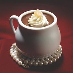 Chai Chocolate Pots de Creme - EatingWell.com