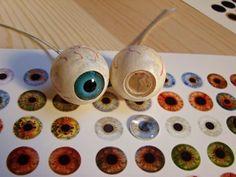 Realistic Eyeballs: Tutorial