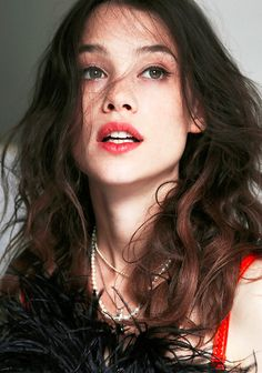 Astrid Berges Frisbey ♥
