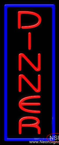 Dinner Real Neon Glass Tube Neon Sign,Affordable and durable,Made in USA,if you want to get it ,please click the visit button or go to my website,you can get everything neon from us. based in CA USA, free shipping and 1 year warranty , 24/7 service