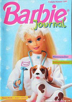 Barbie Journal Spring/Summer 1997, German | Flickr - Photo Sharing!