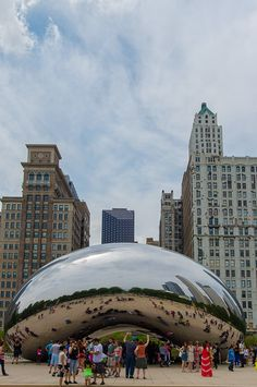 Cloud Gate | 7 of the Best Views in Chicago