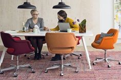Classic Scandinavian Workplace Chair from Scandinavian's Finest Office Furniture, Office Desk, Charcoal Grill, Eames, Stars, Chair, Outdoor Decor, Blog, Home Decor