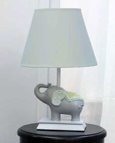 Nursery: DIY Elephant Lamp | How Joyful | Baby And Maternity | Pinterest | Elephant  Lamp, Nursery And Babies