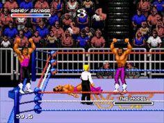TK's Lets Play: WWF Royal Rumble (Sega Genesis) [HQ]