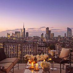 Palazzo Parigi Hotel & Grand Spa Milan, Italy