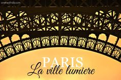 Parigi: ville lumiere