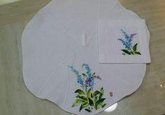 #천아트 : 네이버 블로그 Embroidery Applique, Embroidery Patterns, Fabric Painting, Christmas Tree, Holiday Decor, Artist, Flowers, Needlepoint, Needlepoint Patterns