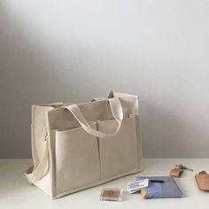 Coton Naturel Uni Toile Shopping Épaule Top Sac Cabas Sacs crémeux WH GY