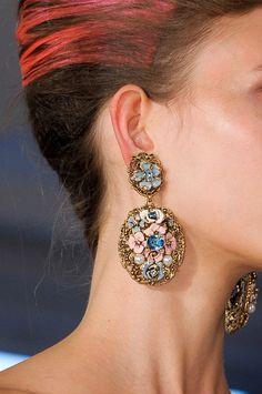 #Bejeweled - Oscar de la Renta @OscarPRGirl