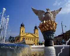 Debrecen. Hungary's second most populous city, Debrecen retains strong Calvinist roots after local leaders brokered a deal with the Turks to keep the Catholics out.
