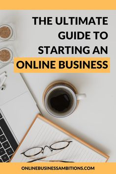 If you've been thinking about starting an online business, this is the ultimate guide for you! You'll learn the mindset you need, how you can make money online and much more. Get all the online business tips you need! Business Planning, Business Tips, Online Business, Etsy Business, Affiliate Marketing, Online Marketing, Media Marketing, Make Money Online, How To Make Money