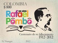 En 2012, declarado el año de Pombo, se lanza estampilla conmemorativa. Por ser…