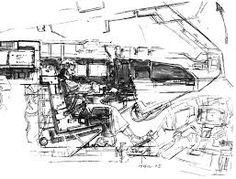 Metal Gear Rex Concept Art
