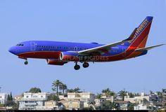 N202WN Southwest Boeing 737-700