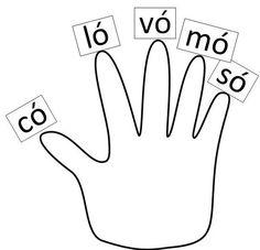 """Képtalálat a következőre: """"kéz sablon"""" Peace, Teaching, Education, Creative, Onderwijs, Learning, Sobriety, World, Tutorials"""