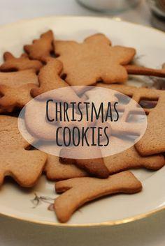 Aesthetic Food, Christmas Cookies, Mad, Treats, Snacks, Desserts, Table, Figurine, Xmas Cookies