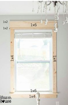 Framing a window