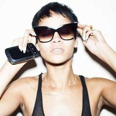 Rihanna wearing her @Dita Eyewear  #magnifique. Wicked cool #sunglass. Available to purchase at #eyewearbyolga #ebo #eyewear #eyecandy #gafas #glasses #dita #ditaeyewear #madeinjapan #japan #handmade #lef #luxury #luxe #lunettes #fashion #rihanna #badgalriri #celebrity #swag #shades #sunglasses #stunning #frames #fashion #cool