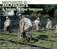 #NATIONAL #KOREAN WAR #VETERANS #ARMISTICE DAY