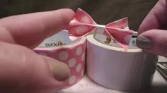 duct tape vrafts - YouTube