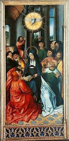 pentecost novena fisheaters