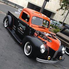 Nice shop truck