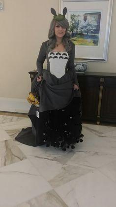 Vestido de Totoro