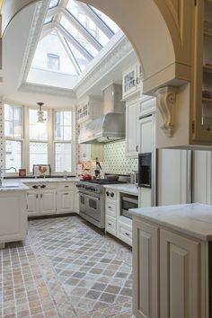 Bay window - kitchen