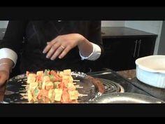 Simple Paneer Tikka recipe : Indian Vegetarian Appetizer