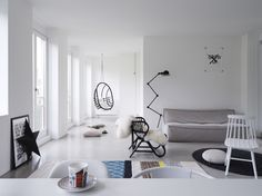 October issue of Elle Decoration NL | home of Annemarie and Remco living in Amsterdam.