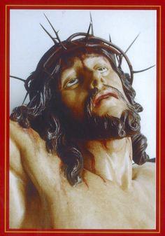 """Semana Santa Cuenca """"Stmo. Cristo de la Agonía: historia de una restauración"""", 2006 #SemanaSanta #Cuenca #HermandadCristoAgonia"""